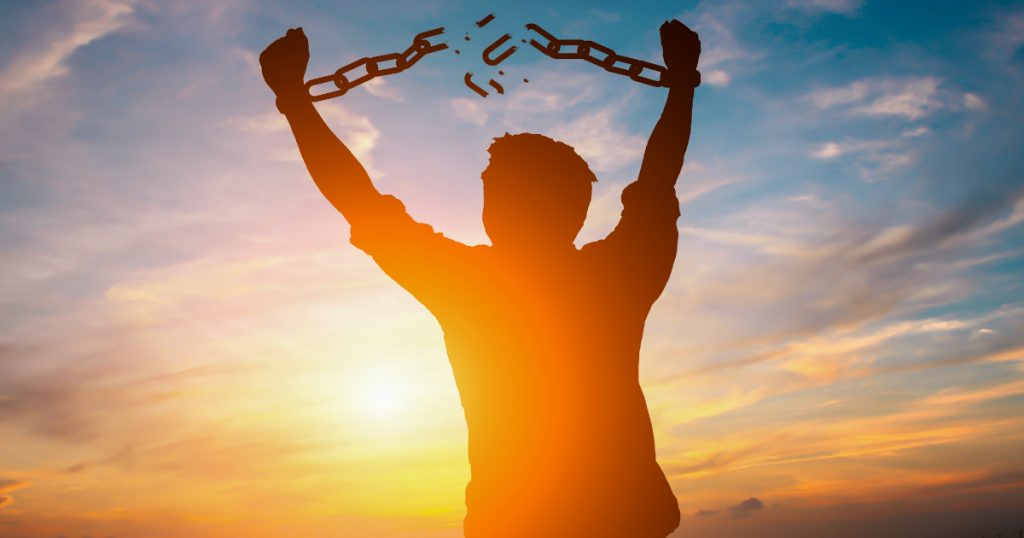 Freed To Live Free