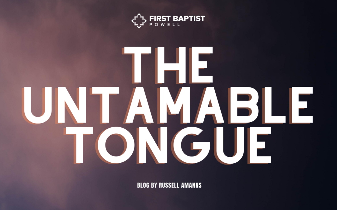 The Untamable Tongue