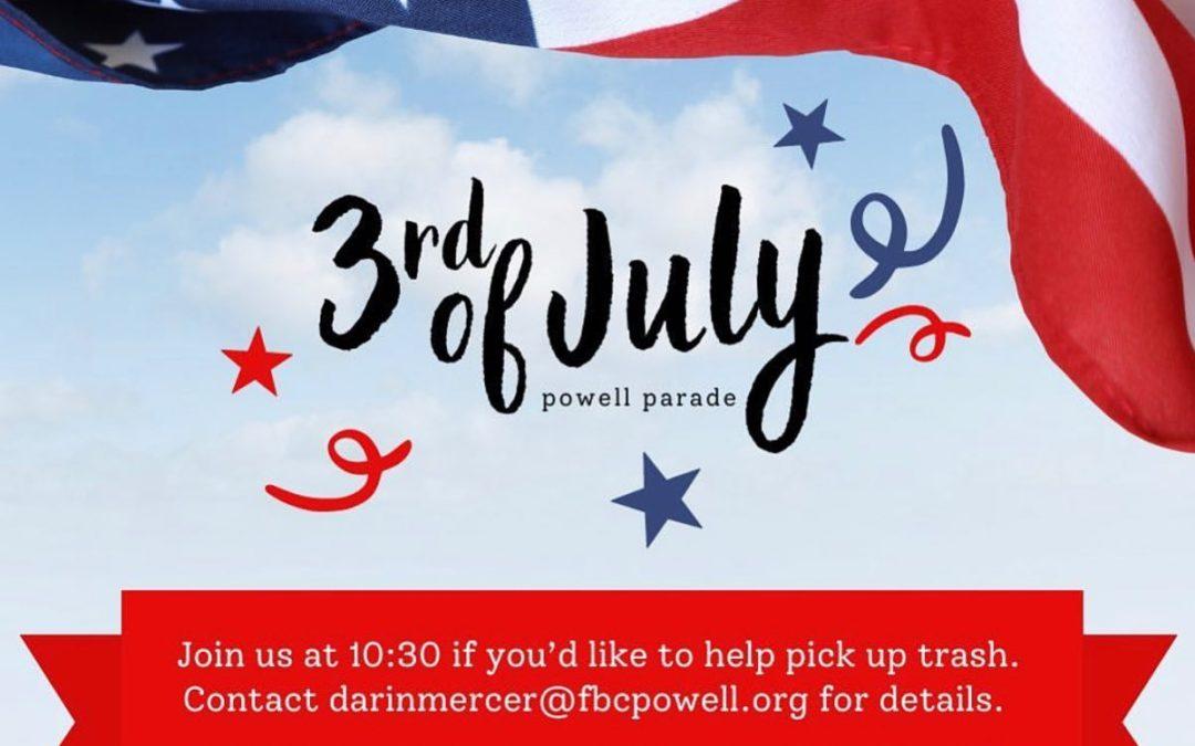 Powell Parade